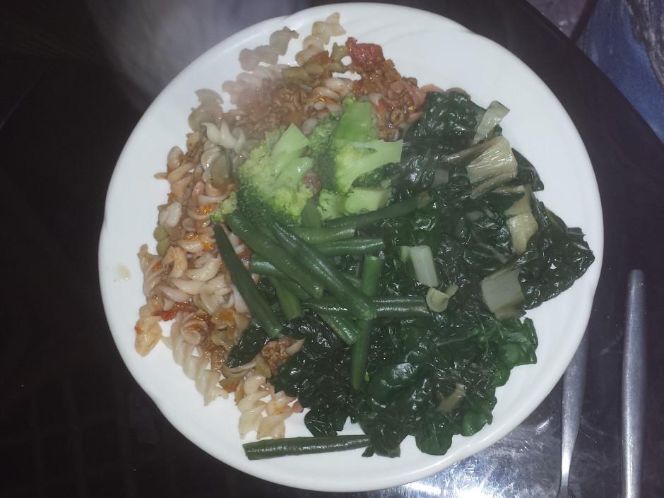 Phase 1 Dinner